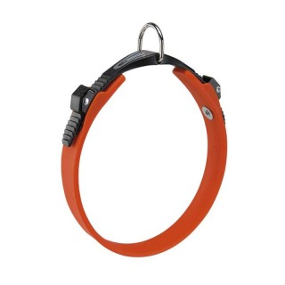 Ferplast Ergoflex C 18/33 - 33cmx18mm Orange Dog Collar