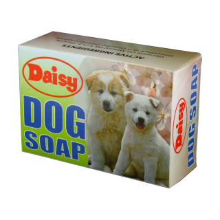 Daisy Flea and Tick 90g Dog Soap