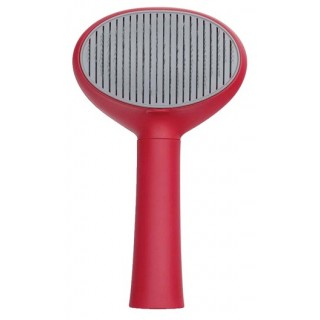 Le Salon Essentials Self-Cleaning Dog Slicker Brush