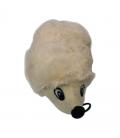 Patchwork Pet Hedgehog 8 inch Pet Toy