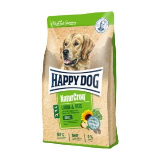 Happy Dog NaturCroq Adult Lamm and Reis 15kg Dog Dry Food