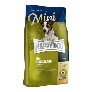 Happy Dog Mini Neuseeland Lamb and Rice 1kg Dog Dry Food