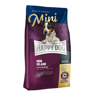 Happy Dog Mini Irland (Ireland) Salmon & Rabbit 1kg Dog Dry Food