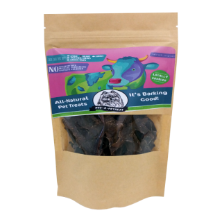 Dog-A-Petreat BEEF HEART CRISPS 50g Dehydrated Dog Treats
