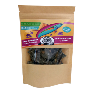 Dog-A-Petreat SEAFOOD MUCHIES 50g Dehydrated Pet Treats