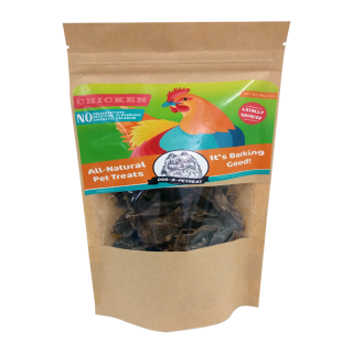 Dog-A-Petreat CHICKEN MIX 80g Dehydrated Pet Treats