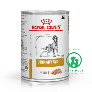 Royal Canin Veterinary Diet URINARY S/O 410g Dog Wet Food