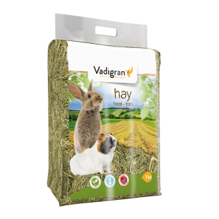Vadigran Fibre + Mountain Meadow Small Pet Hay