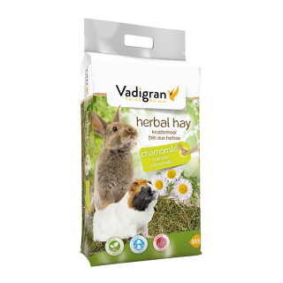 Vadigran Herbal Chamomile 500g Small Pet Hay