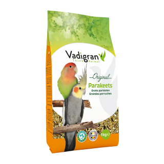 Vadigran Parakeet 1kg Bird Food