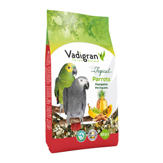 Vadigran Tropical Parrot Bird Food