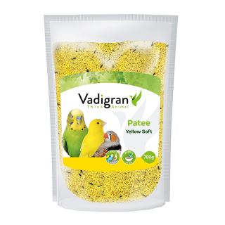 Vadigran Patee Soft Yellow 700g Bird Food