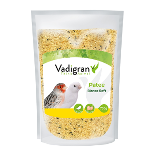 Vadigran Patee Soft White 700g Bird Food