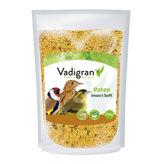Vadigran Patee Soft Insect 700g Bird Food