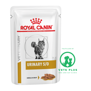 Royal Canin Veterinary Diet URINARY S/O 85g Cat Wet Food