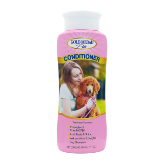 Gold Medal Pets Conditioner 500ml Dog & Cat Conditioner
