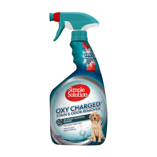 Simple Solution Oxy Charged Stain & Odor Remover 945ml Pet Spray