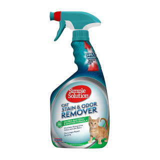 Simple Solution Stain & Odor Remover 945ml Cat Spray