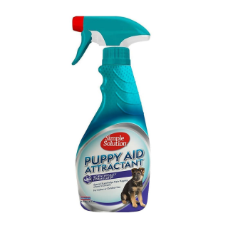 Simple Solution Puppy Aid Attractant 473ml Spray