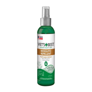 Vet's Best Mosquito Repellent 236ml Dog and Cat Spray