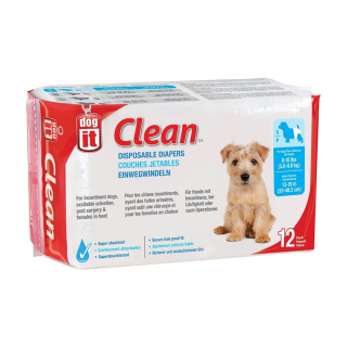 Dogit Clean Disposable Diaper