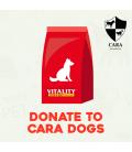 DONATE TO CARA - 1 bag of Dog Food