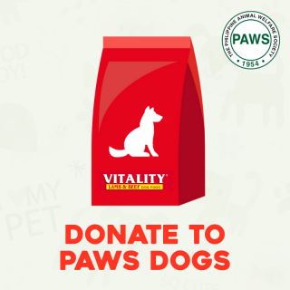 DONATE TO PAWS - 1 bag of Dog Food