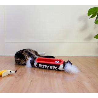 Petstages Kitty Kix Kicker Track Toy
