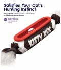 Petstages Kitty Kix Kicker Track Toy