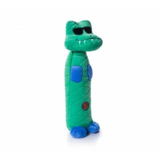 Charming Pet Bottle Bros Gator Toy, Large