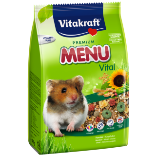 Vitakraft Premium Menu Vital Hamsters Dailyfood