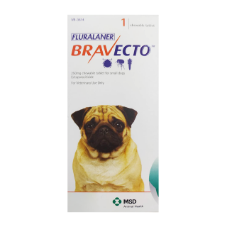 Bravecto Chewable Tablet Dog Ectoparasiticide