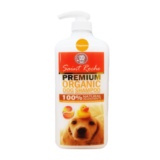 Saint Roche HAPPINESS 1050ml Premium Organic Dog Shampoo