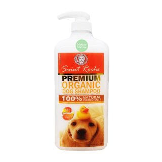 Saint Roche MOTHER NATURE 1050ml Premium Organic Dog Shampoo