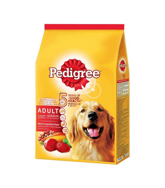 Pedigree Beef and Vegetables 20kg Dog Dry Food