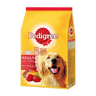 Pedigree Beef and Vegetables 20kg Dog Dry Food
