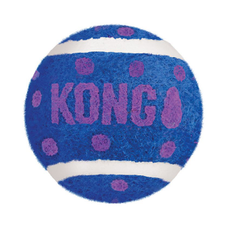 Kong Active Tennis Balls with Bells Cat Toy