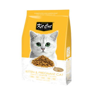 Kit Cat Kitten & Pregnant Cat Dry Food