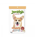 Jerhigh Omelette Real Chicken Meat Stick 70g Dog Treats