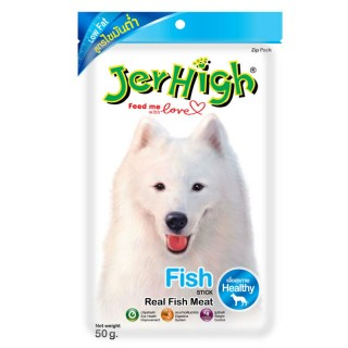 Jerhigh Fish Real Fish Meat Stick 70g Dog Treats