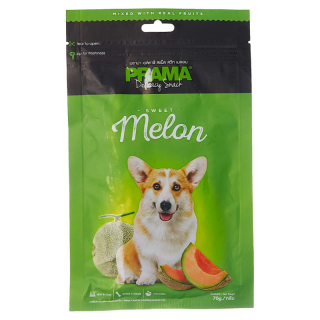 Prama Delicacy Snack Sweet Melon 70g Dog Treats