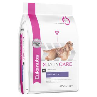 Eukanuba 1+ Daily Care Sensitive Skin Dog Dry Food