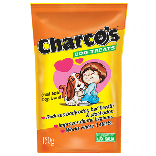 Charco's Original Dog Treats