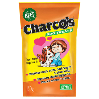 Charco's Smoked Bacon Dog Treats