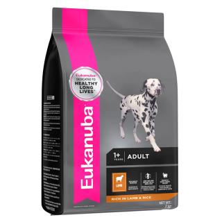 PRE-ORDER MAY 27 - MAY 31 Eukanuba 1+ Adult Lamb Dog Dry Food