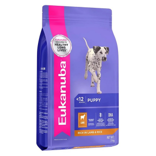 Eukanuba Lamb & Rice Puppy Dry Food