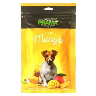 Prama Delicacy Snack Creamy Mango 70g Dog Treats