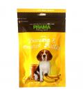 Prama Delicacy Snack Chunky Banana & Peanut Butter 70g Dog Treats
