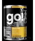 GO! GRAIN FREE CAN SENSITIVITY + SHINE DUCK PATE 13.2OZ DOG WET FOOD
