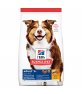 Hill's Science Diet Adult 7+ Chicken & Barley Recipe 15kg Dog Dry Food
